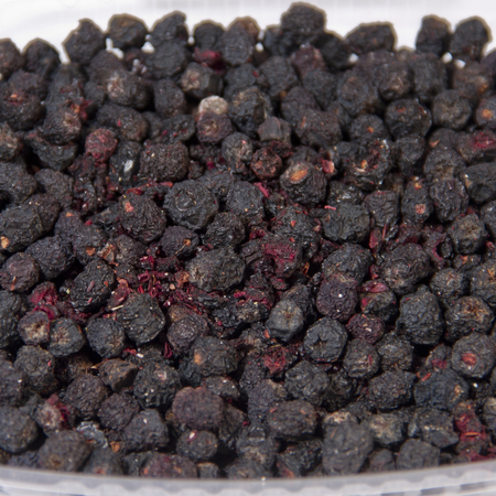 Chokeberry contains exceptionally high-quality health-benefiting antioxidants, phytochemicals, vitamins, and minerals