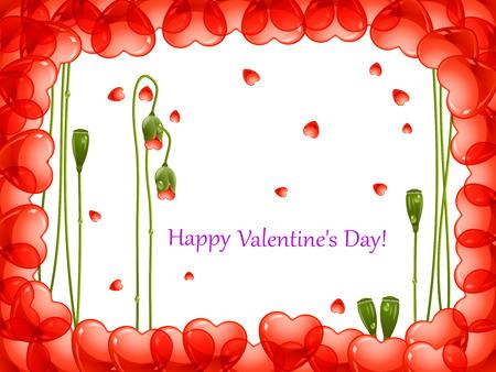 season s greeting: Happy Valentine