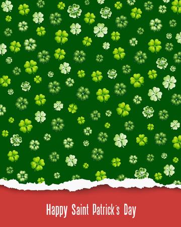 saint patrick's day: Happy Saint Patrick s Day Illustration