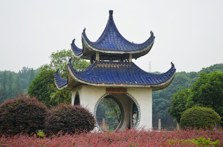 ting: Cui Yu Ting Pavilion