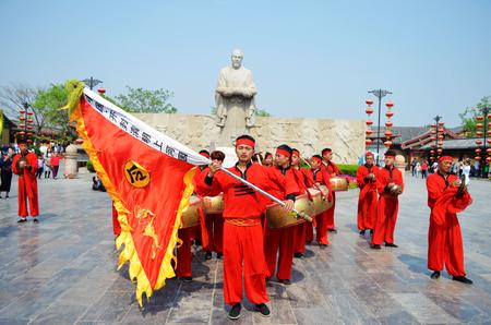 song dynasty: Henan Kaifeng qingming Riverside Park