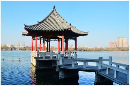 Jinan Daming Lake