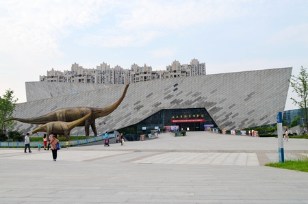 geology: Anhui Provincial Museum of geology