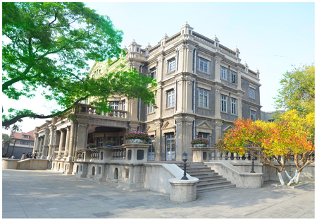 The big brothel Dashuai Mansion