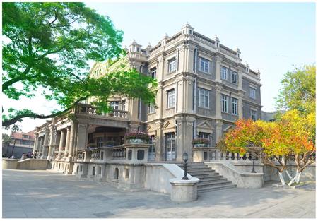 brothel: The big brothel Dashuai Mansion