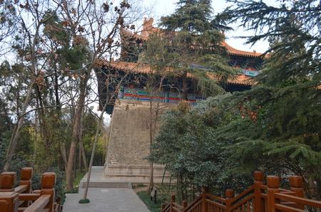ming: Nanjing Ming Xiaoling Mausoleum