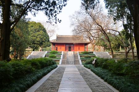 Nanjing Ming Xiaoling Mausoleum
