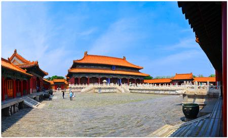 Beijing Forbidden City Redakční