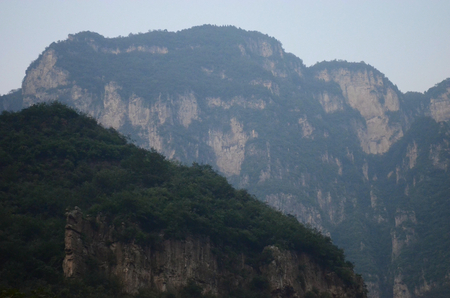 Yuntai Mountain scenery