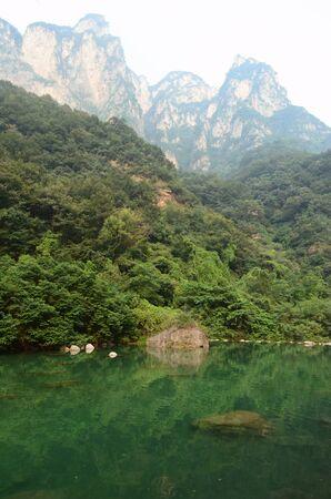 thousand: Henan, Jiaozuo, Yuntai Mountain