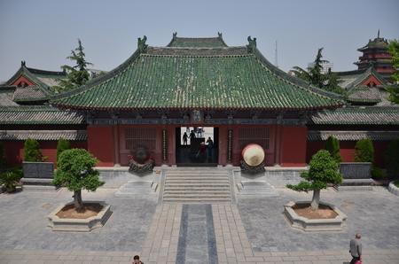 song dynasty: Kaifeng House, Henan. Editorial