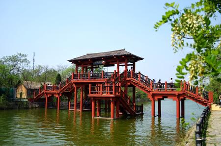 towering: Kaifeng Qingming River Park Editorial