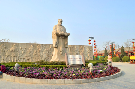 china qingming cultural scenic