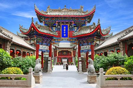 Henan Kaifeng Shan Gan guild hall Redactioneel
