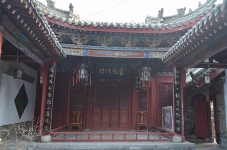 towering: Henan Kaifeng Historic buildings Editorial