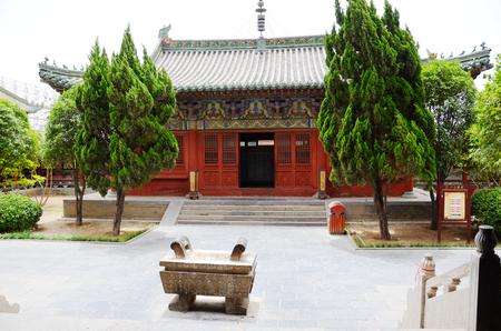 song dynasty: Henan Kaifeng sky wave Yang Fu