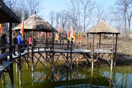 Kaifeng Years mountain