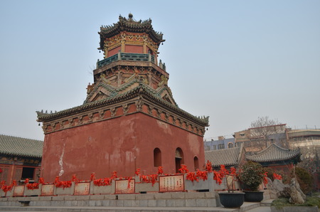 View of Yanqing