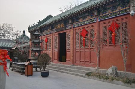 View of Kaifeng Yanqing