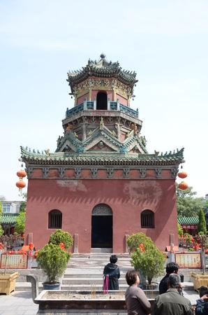 View of Yanqingguan