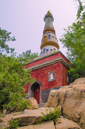 The Summer Palace pagoda