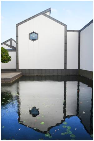 Suzhou Gardens exterior landscape view