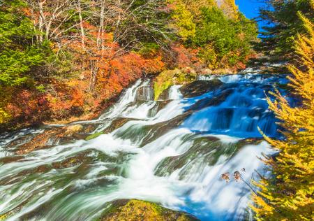 Ryuzu no taki waterfall