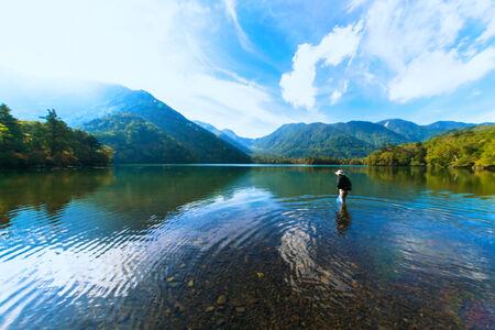 Lake Yunoko photo