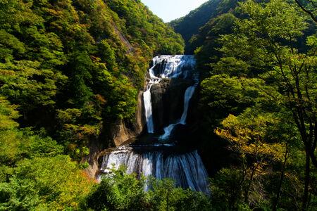 Fukuroda no taki Waterfalls
