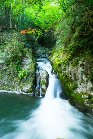 Shiomi waterfall