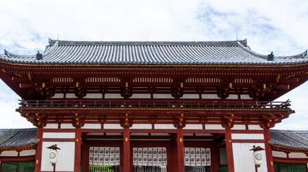 Todai-ji Temple 免版税图像 - 33814528