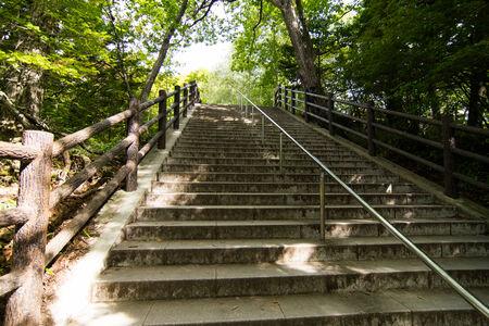 Promenade to Kotaki waterfall