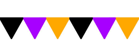 Cute Flag Pattern 写真素材