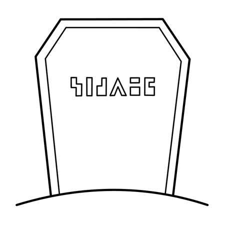 Icon Tomb Cemetery