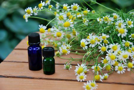 Aromatherapie Standard-Bild - 5042646