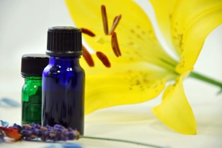 Aromatherapie Standard-Bild - 5239506