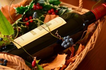赤ワイン ・ ボトル