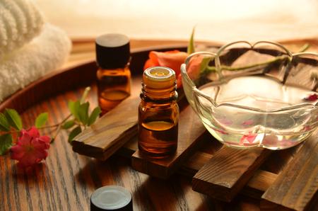 aromatherapy treatment Stok Fotoğraf