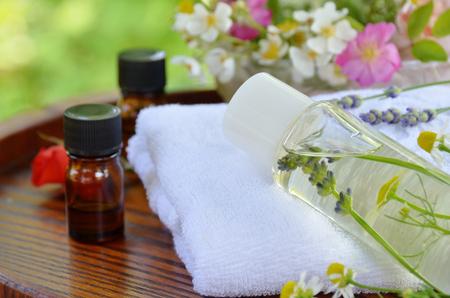 natural cosmetics photo