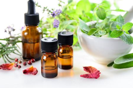 alternatieve therapie met kruiden
