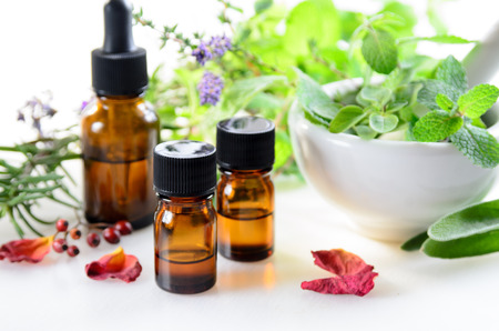 alternative therapy with herbs