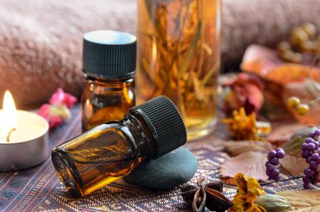 Aromatherapie-Behandlung Standard-Bild - 51072441