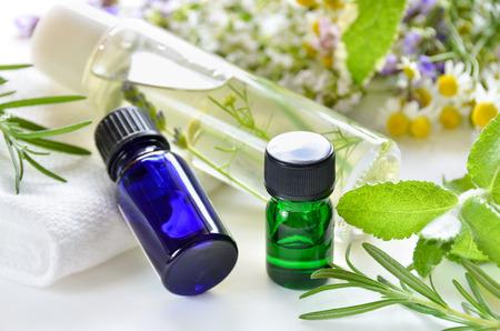 ätherische Öle und Naturkosmetik