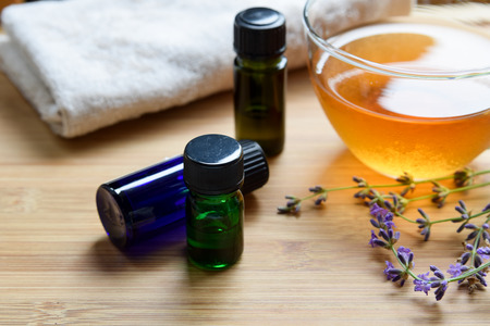 essential oils for beauty treatment
