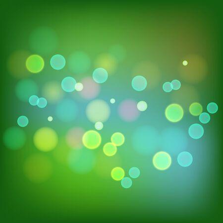 Abstract blur background. Color Abstract Blurred Vector. Vektoros illusztráció