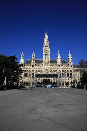 rathaus: Vienna Rathaus