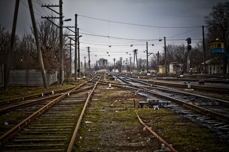 banish: The tracks intertwine among themselves, Nikolaev, Ukrania