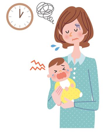 nighty: Child care