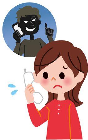Children to call Stockfoto