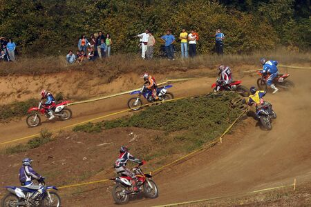 motorsprot: motocross